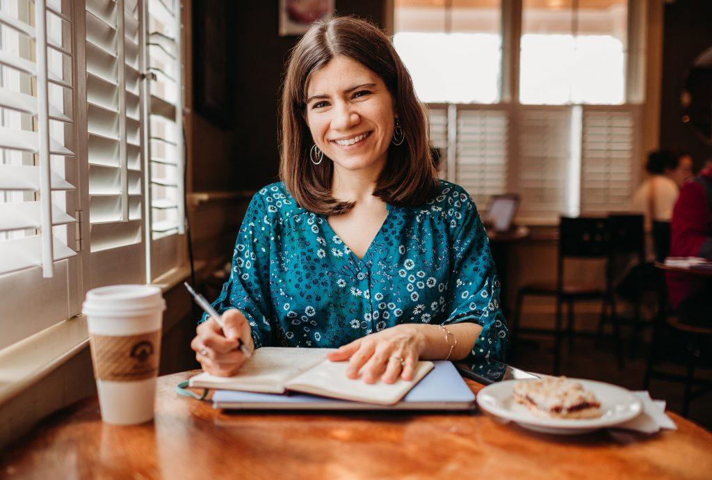 Amanda Grazioli, Copywriter & Brand Messaging Consultant